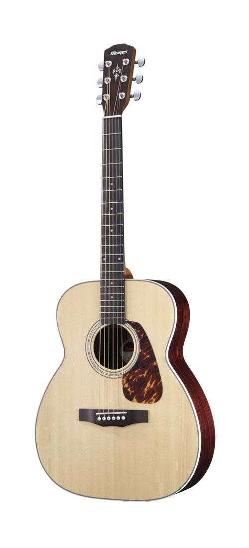Morris F401 NAT mmi 4391 モーリス アコースティックギター