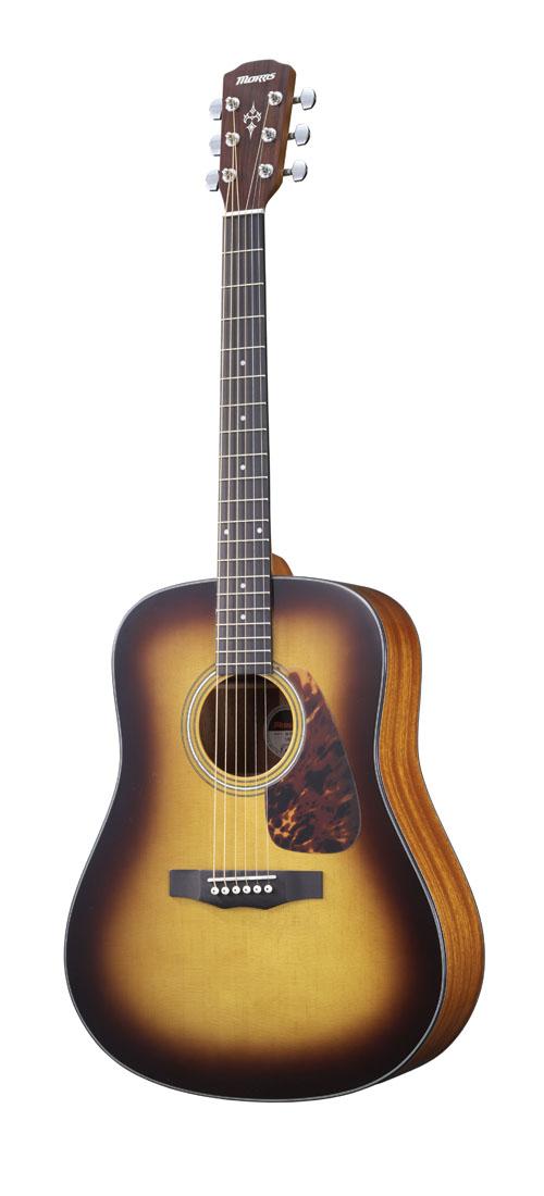 Morris M351 TS mmi 4396 モーリス アコースティックギター