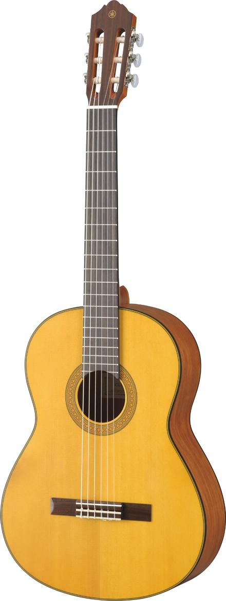 YAMAHA CG122MS:ナチュラル ヤマハ クラシックギター