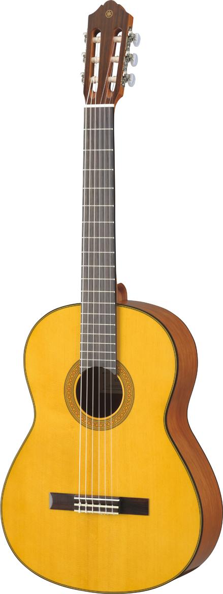 YAMAHA CG142S:ナチュラル ヤマハ クラシックギター