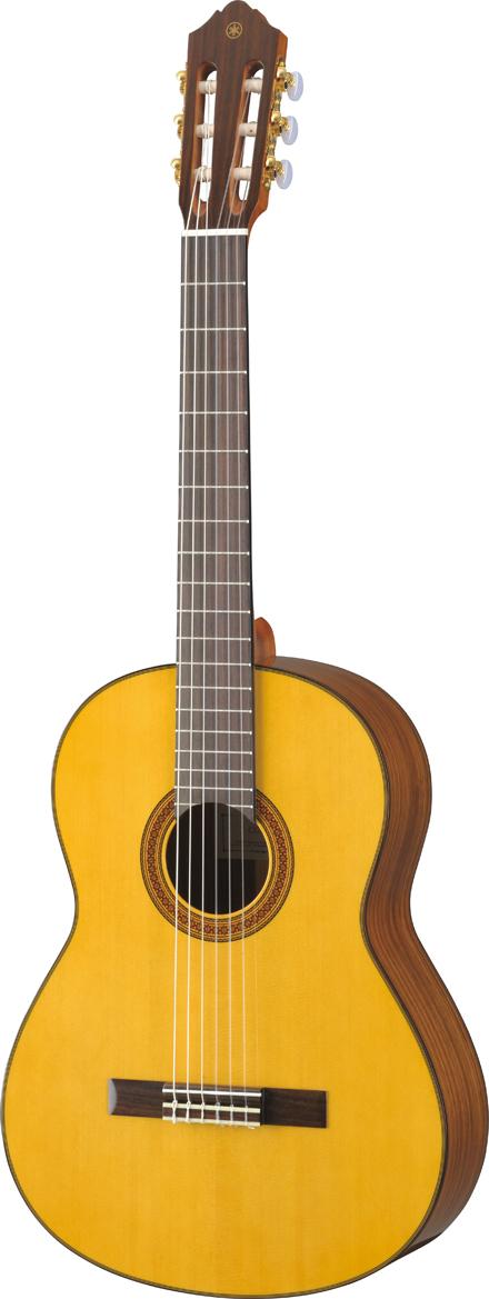 YAMAHA CG162S:ナチュラル ヤマハ クラシックギター