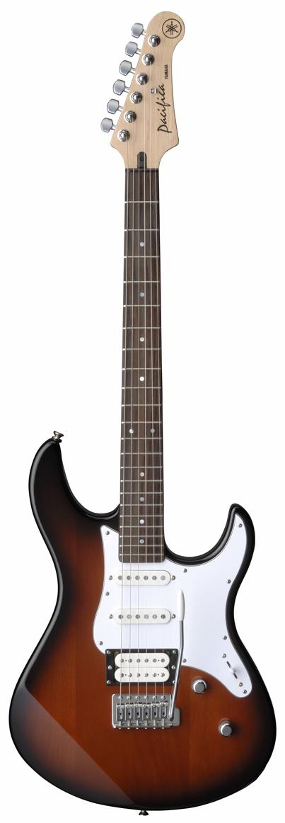 YAMAHA PACIFICA PAC112V OVS オールドバイオリンサンバースト ヤマハ エレキギター