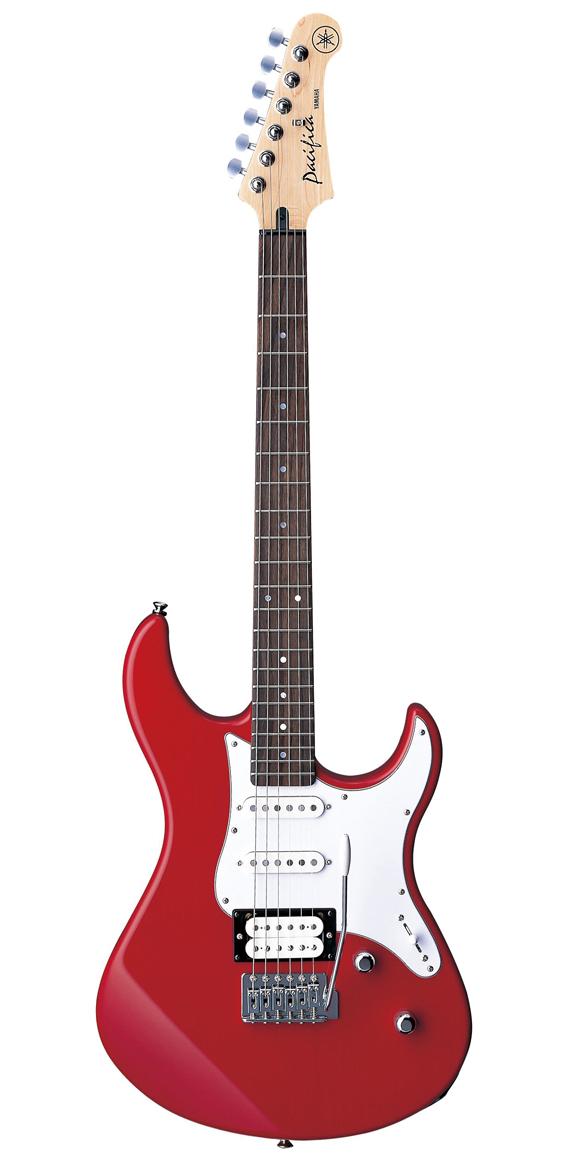 YAMAHA PACIFICA PAC112V RBR ラズベリーレッド ヤマハ エレキギター