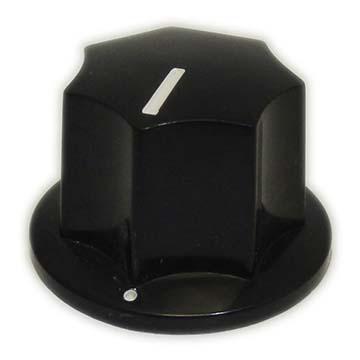 メール便 送料180円 全店販売中 対応可能 SCUD ジャズベースタイプ KB-140L 国内正規総代理店アイテム ノブ ミリサイズ:ブラック