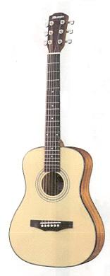 Morris LA-231 NAT mini-Folk クリップチューナーサービス モーリス ミニ フォークギター