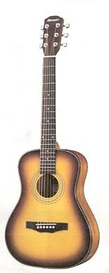Morris LA-231 TS mini-Folk クリップチューナーサービス モーリス ミニ フォークギター