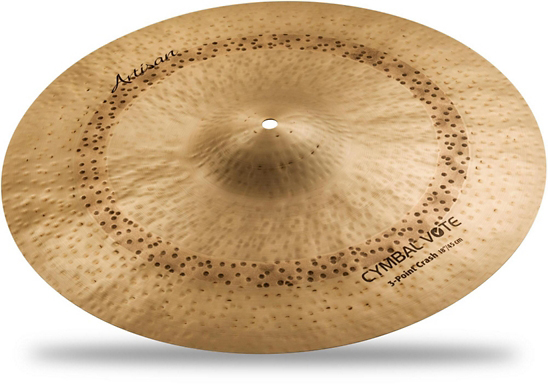 Sabian Artisan 3Point Crash:SAB-A1603 16