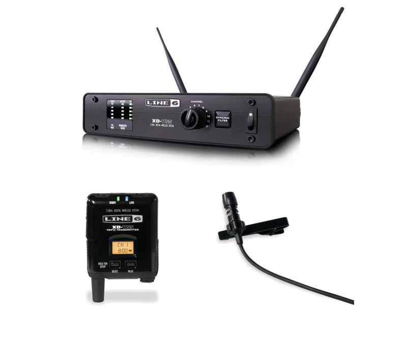 ライン6 ピンマイク Line6 XD-V55L デジタル・ワイヤレス・ラベリア・マイク・システム:SXDV55L