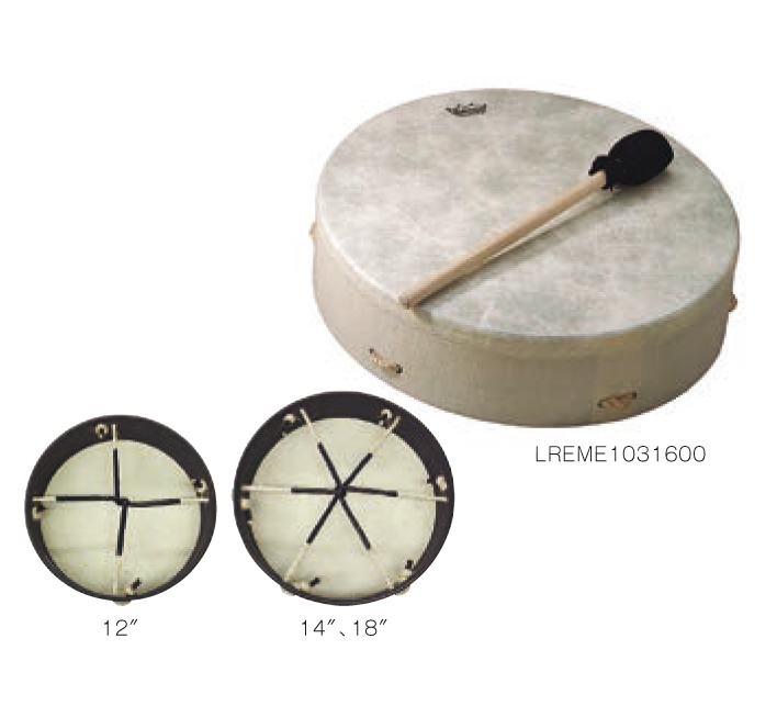 REMO バッファロードラム Buffalo REMO Drum:LREME1031600 Buffalo【16