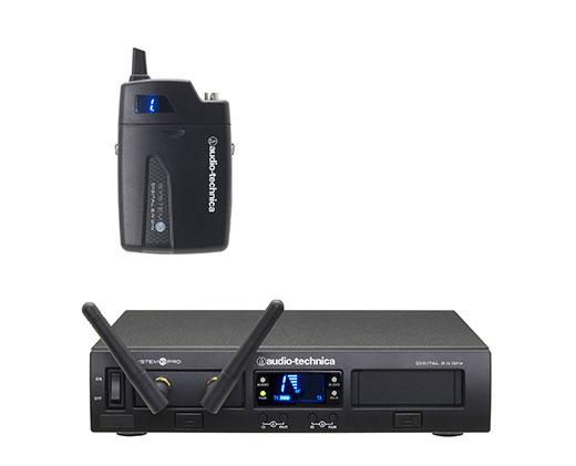 audio-technica ATW-1301 ラックマウント1chワイヤレスシステム:ギター・ベース用