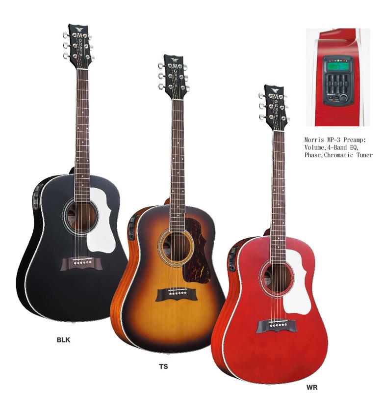 Morris G-401 モーリス エレアコ ギター TS