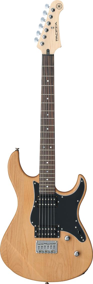 YAMAHA PAC120H YNS SPAC120HYNS ヤマハ エレキギター イエローナチュラルサテン