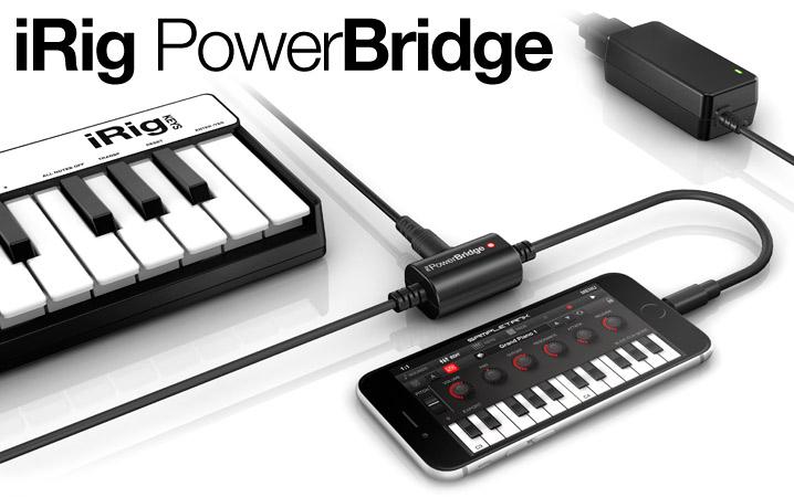 IK Multimedia iRig PowerBridge Lightning アイリグ パワーブリッジ
