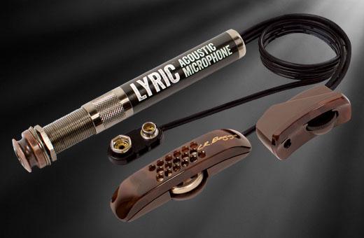 LR.Baggs LYRIC Acoustic Microphone アコースティック ピックアップ マイク リリック