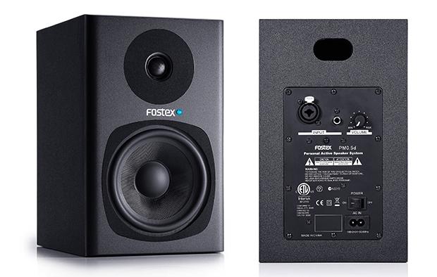 Fostex PM0.5d スタジオモニター スピーカー Black 1ペア