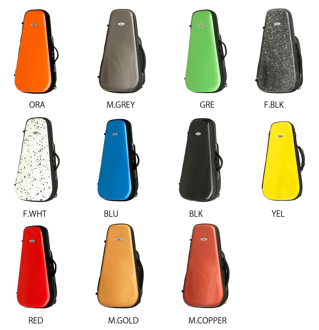 bags EVOLUTION TRUMPET トランペット用 ファイバー・ハードケース ORA