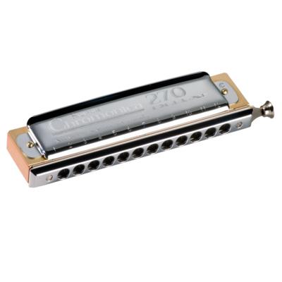 Hohner Super Chromonica 270 Deluxe (7540/48) Key C調 ホーナー ハーモニカ