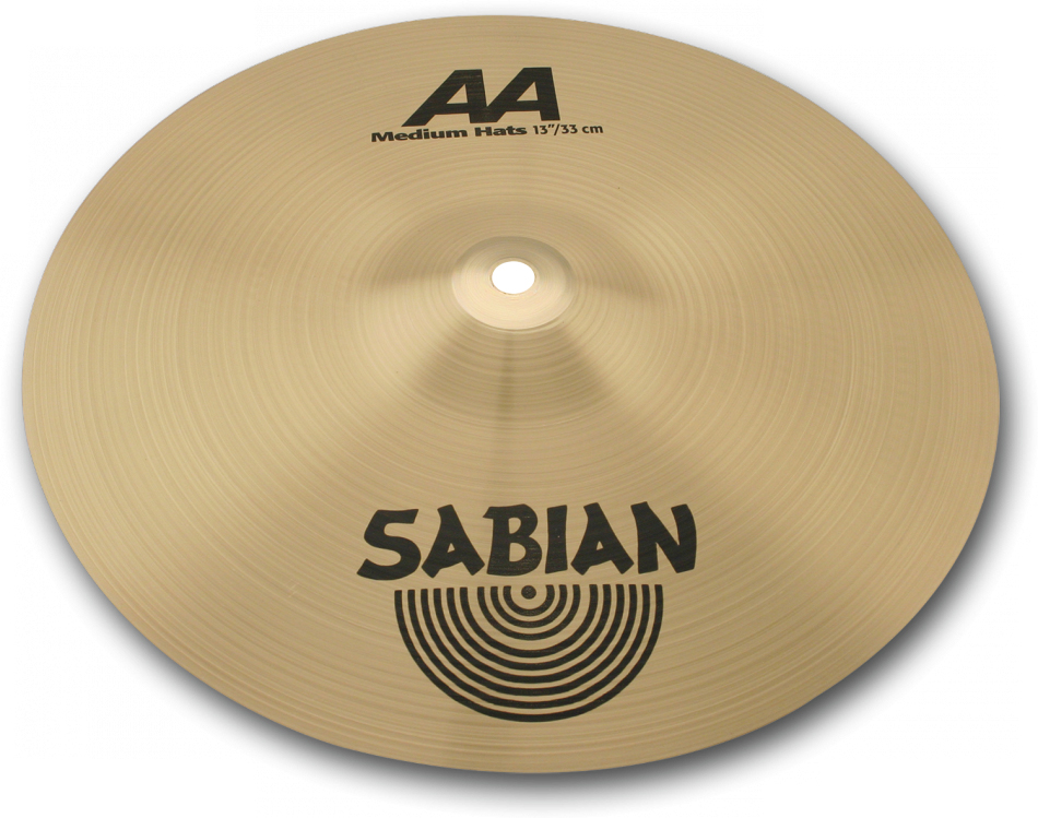 Sabian AA-Medium Hats 14
