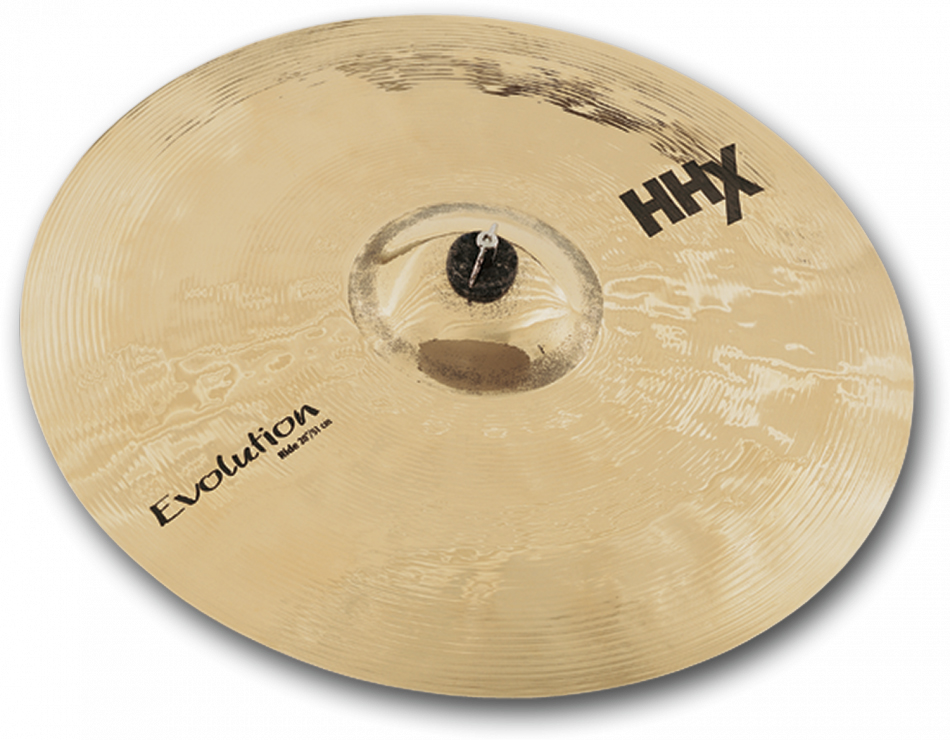 Sabian HHX Evolution Ride HHX-20EVR-B 20