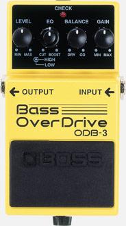 BOSS ODB-3 Bass OverDrive ベース・オーバードライブ