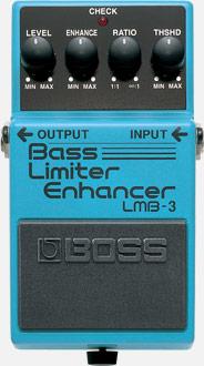 BOSS LMB-3 Bass Limiter Enhancer ベース用 リミッター・エンハンサー