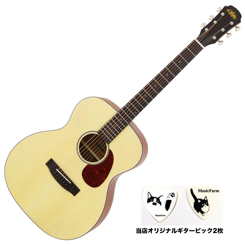 Aria Aria-101 MTN アコースティックギター ナチュラル
