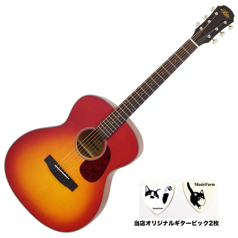 Aria Aria-101 MTCS アコースティックギター チェリーサンバースト