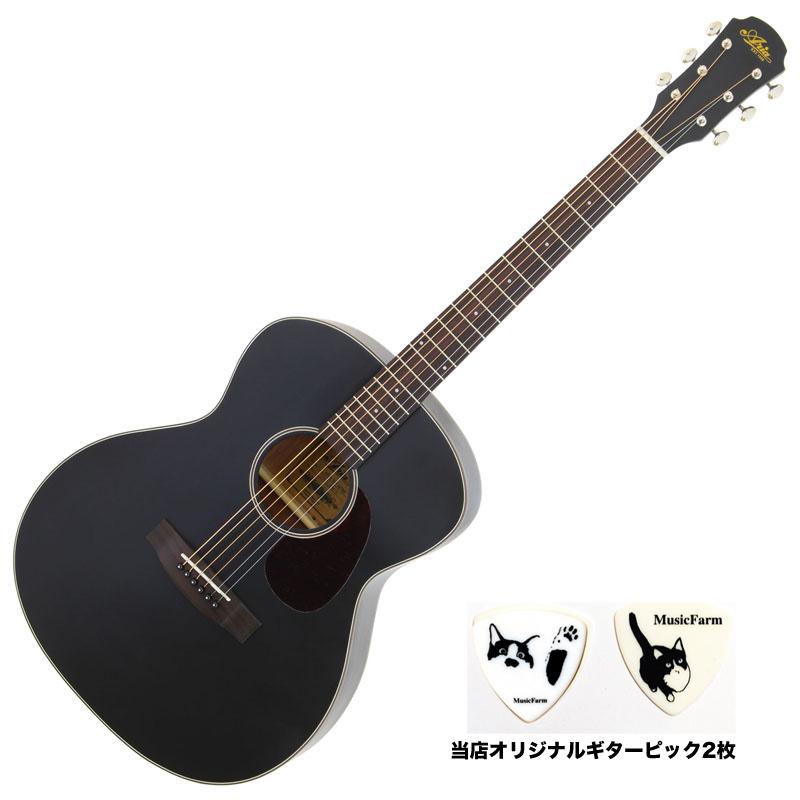 Aria Aria-101 MTBK アコースティックギター ブラック