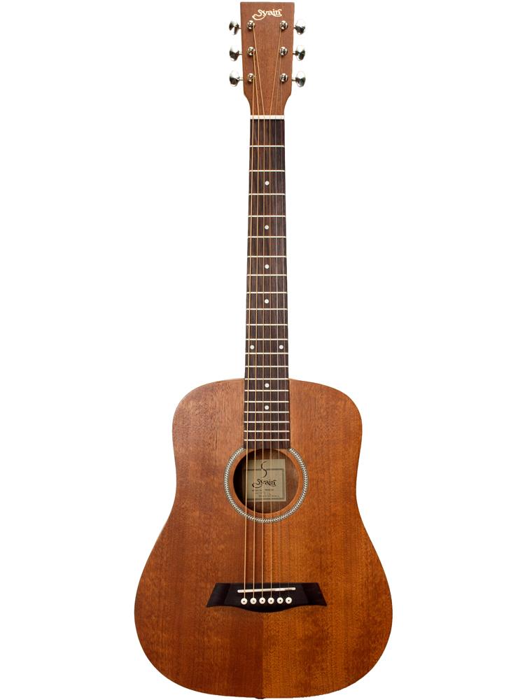 S.Yairi YM-02 MH マホガニー アコースティックギター ミニサイズ