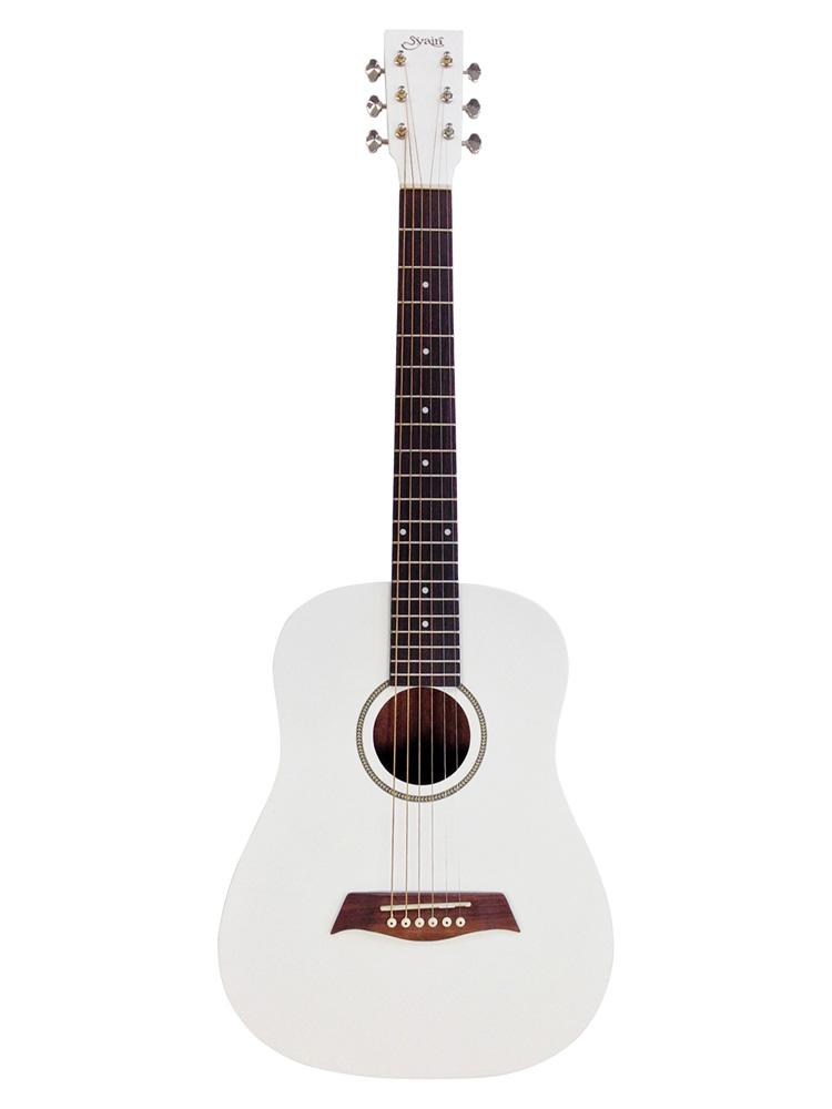 S.Yairi YM-02 WH ホワイト アコースティックギター ミニサイズ