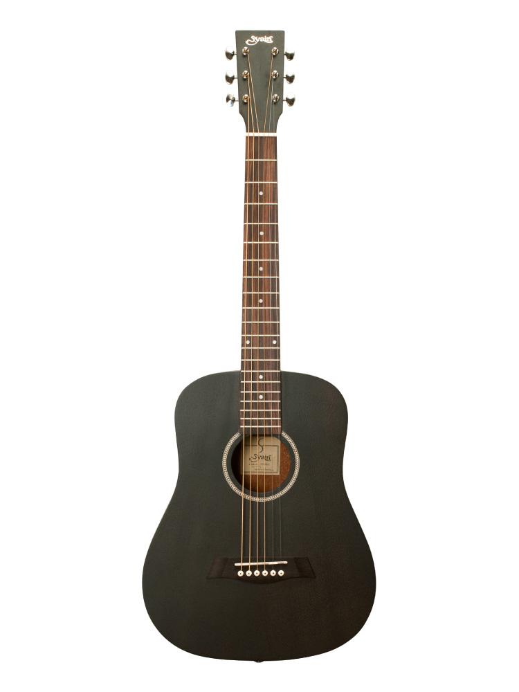 S.Yairi YM-02 BLK ブラック アコースティックギター ミニサイズ