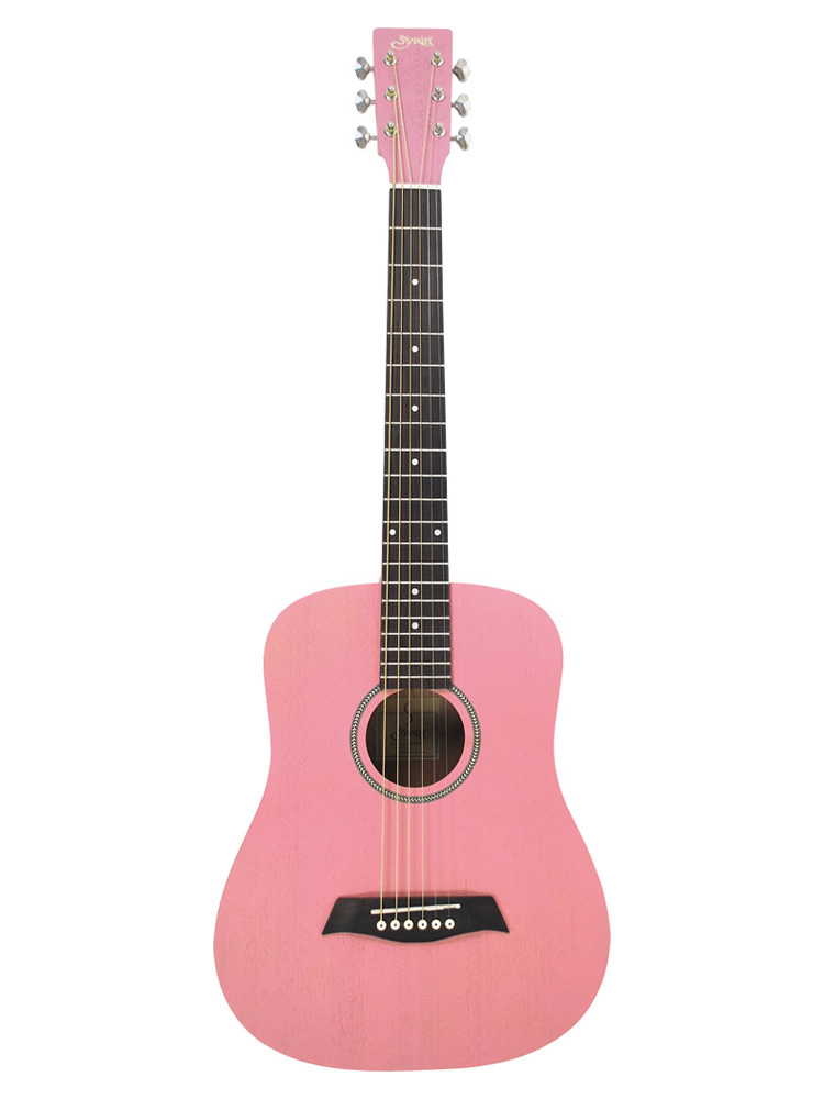 S.Yairi YM-02 PK ピンク アコースティックギター ミニサイズ