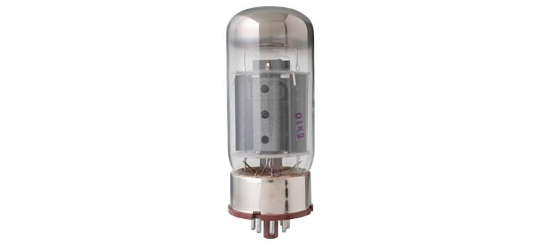 Svetlana SV6550C パワー・アンプ用真空管 2本セット