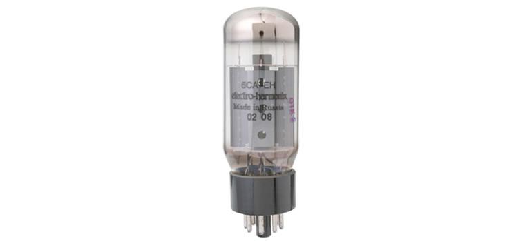 electro harmonix 6CA7EH パワー・アンプ用真空管 2本セット