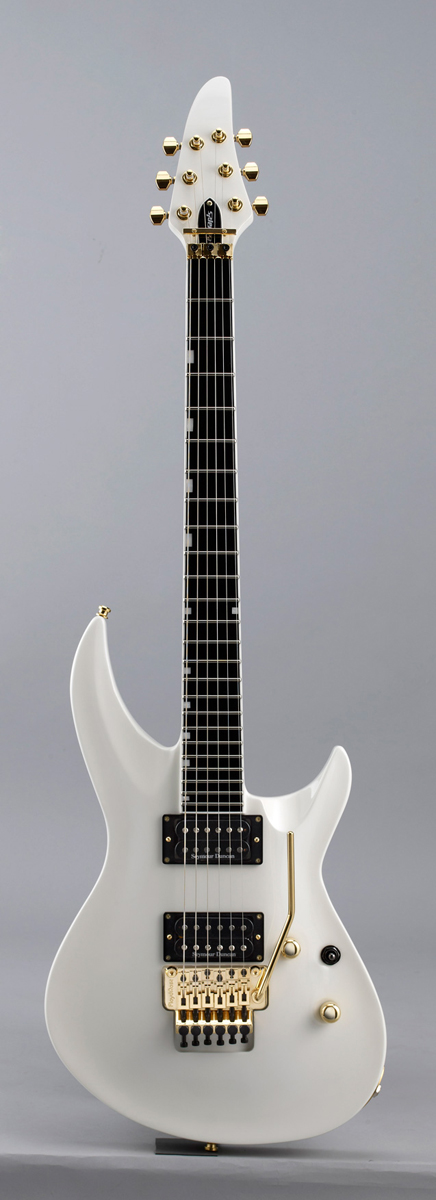 Edwards E-HR-145III PW Pearl White リッターギグバックサービス エドワーズ エレキギター