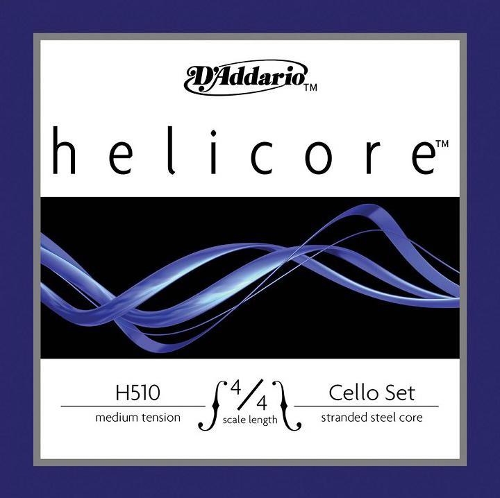 D'Addario Helicore H510 Set ダダリオ チェロ用弦