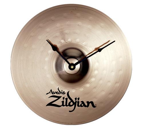 Zildjian シンバルクロック NAZLFCLOCK