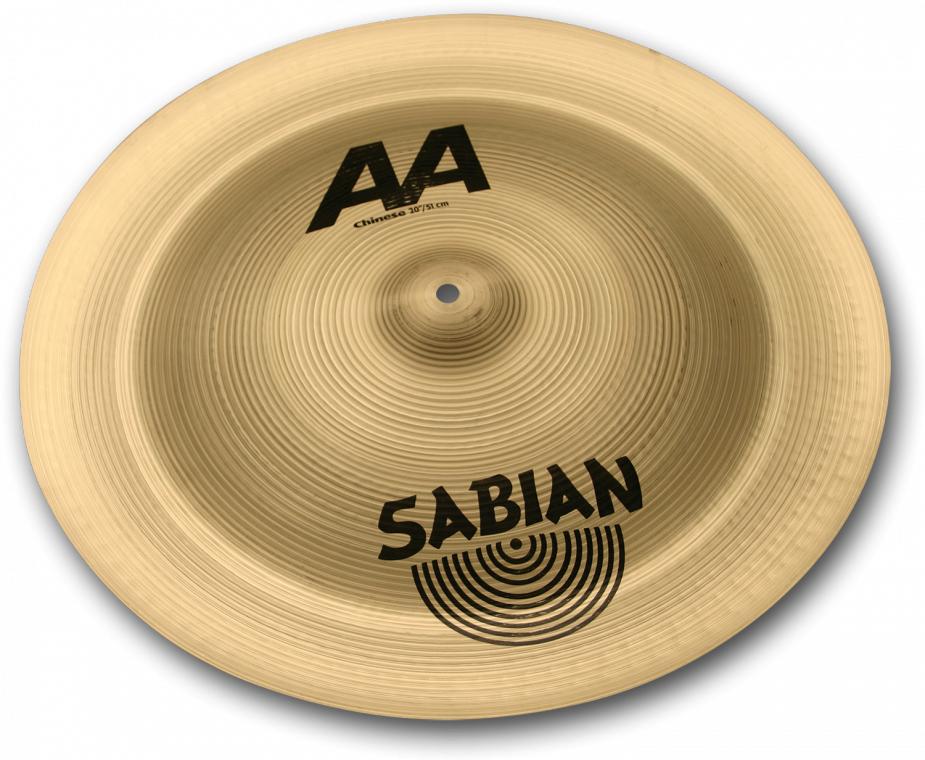 "Sabian AA-Chinese 16"" AA-16C セイビアン チャイナシンバル"