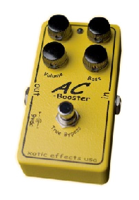 Xotic effects/AC Booster