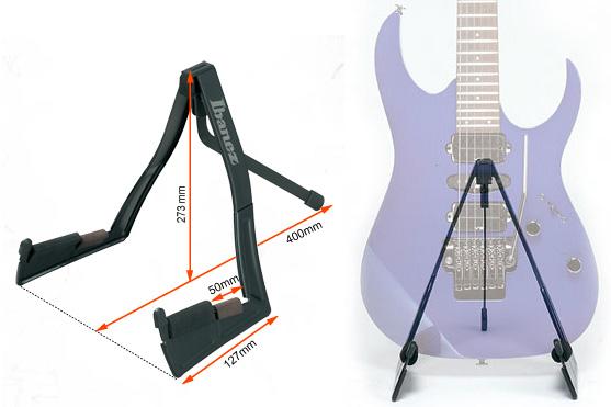 Ibanez ST101 激安通販ショッピング 限定特価 ギター ベーススタンド アコギ用 エレキ用