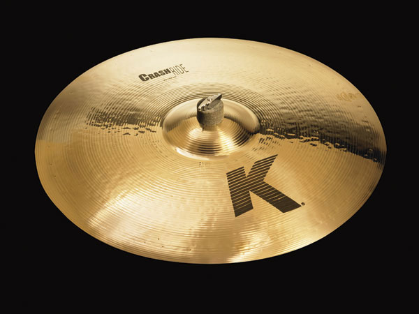Zildjian K Zildjian Crash Ride:21