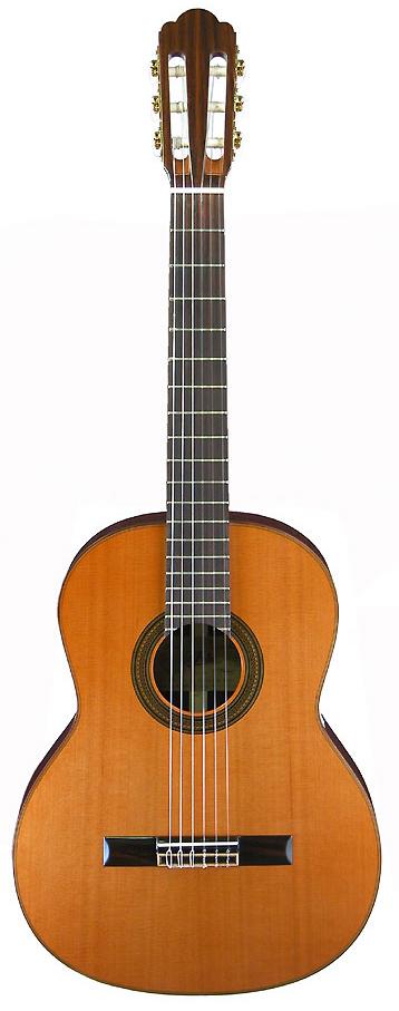 Aria A-50C-63 Natural クラシックギター