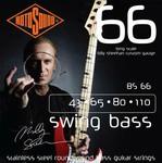 RotoSound (ロトサウンド) BS66 ベース弦 ビリー・シーン シグネチャーモデル ロングスケール 3セット