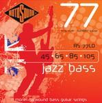 RotoSound (ロトサウンド) RS77LD フラットワウンド ベース弦 ロングスケール 3set