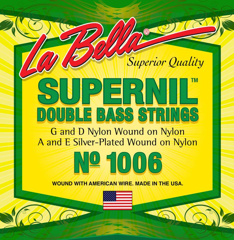 LaBella 1006 を 1set 1set 1006 LaBella ウッドベース弦, ウッディーストア A&K:9463d02a --- officewill.xsrv.jp