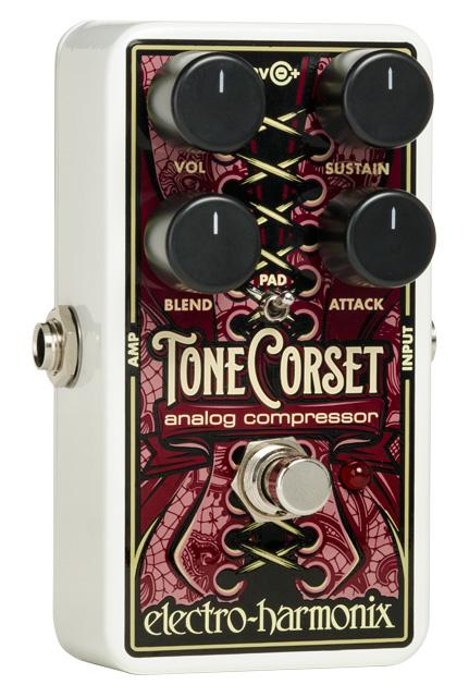 electro harmonix Tone Corset Analog Compressor (コンプレッサー)