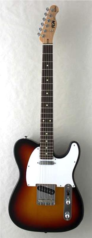 Fujigen Basic Classic BCTL10RBD-3TS/01 フジゲン エレキギター テレキャスター 小物セットサービス