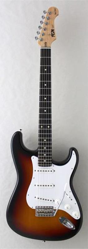 Fujigen Basic Classic BCST10RBD-3TS/01 フジゲン エレキギター ストラトキャスター, ヨコハマシ 6357ca50