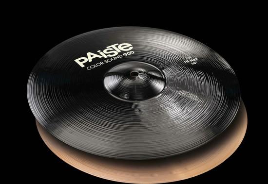 PAISTE Color Sound 900 Black Hi-Hat 14