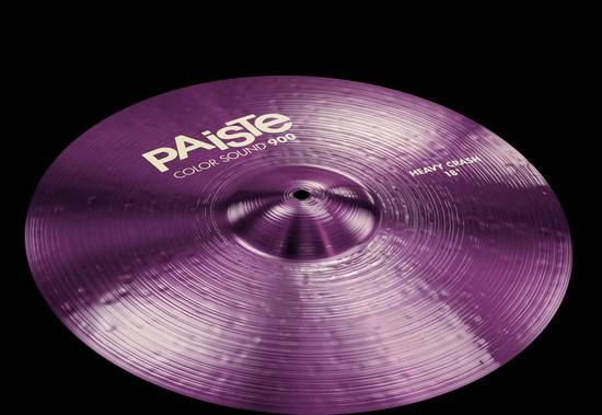 PAISTE クラッシュ Color Sound 900 Purple Crash16